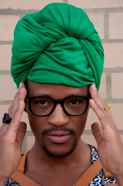 Jerri Mokgofe, Men Turban, Fashion Bloggers (2)