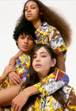 "Looks from Kenzo's ""Jungle Book"" capsule collection"
