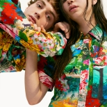 """Looks from Kenzo's """"Jungle Book"""" capsule collection"""
